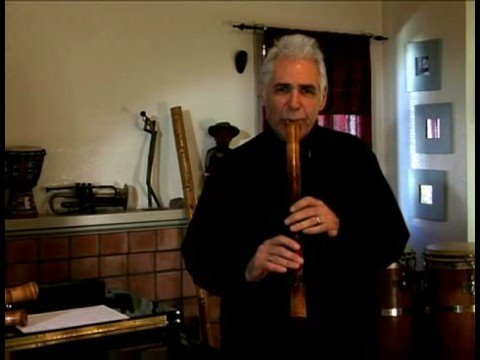 Shakuhachi Flüt Dersleri: Basit Songs: Shakuhachi Flüt Dersi: C, D, C, F Rıff