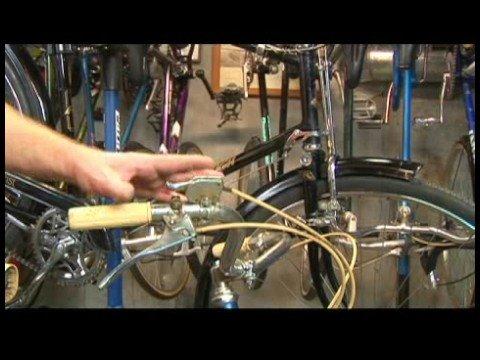 Vintage Bisiklet Stilleri : İngilizce 3 Vitesli Bisiklet