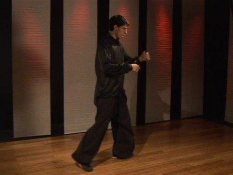 Praying Mantis Kung Fu Dövüş : Praying Mantis Kung Fu: Basarak Blok Yüksek Düşük Grev