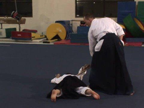Aikido Silah Teknikleri : Aikido Silah: Jo Kadro İle Jonage Bilek Tekniği