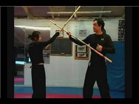Dövüş Sanatı Bo Personel Teknikleri: Bo Staff Teknikleri: Engelleme Ve Taşıma