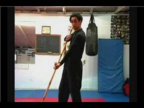 Dövüş Sanatı Bo Personel Teknikleri: Bo Staff Teknikleri: Engelleme