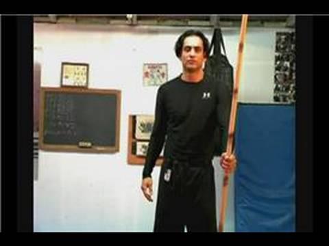 Dövüş Sanatı Bo Personel Teknikleri: Bo Staff Teknikleri: Koruma