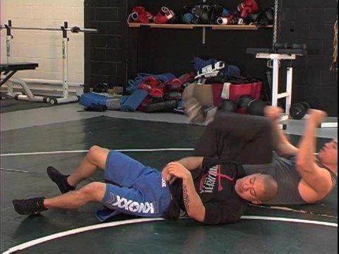 Jujitsu Savunma Teknikleri : Jujitsu: Zemin Boyunduruk Savunma