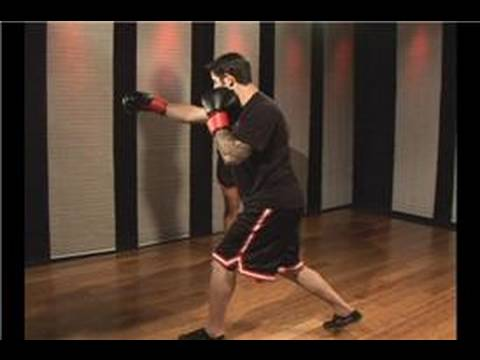 Kickboks 1-2 Kombinasyonu : Kickboks 1-2 Combo: Yumruk Ve Kurşun Diz
