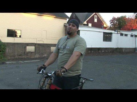 Bisikletle Bunny Hop Yapmak İçin Nasıl Bisiklet Hileler Ve Onarım :