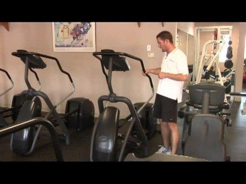 Fitness Ve Ağırlık Eğitim Egzersizleri : Nasıl Eliptik Makineleri İş