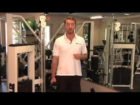Fitness Ve Ağırlık Eğitim Egzersizleri :-Tek Kol Triseps Uzantıları
