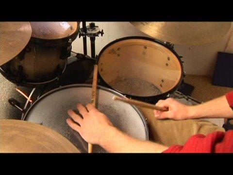 Latince Drum Beats: Bossa Nova: Bossa Nova Rım Tıklama: Ritim 3