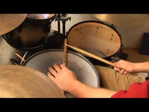Latince Drum Beats: Bossa Nova: Bossa Nova Rım Tıklama: Ritim 5