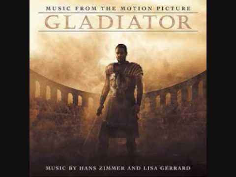 Gladyatör - Şarkısı