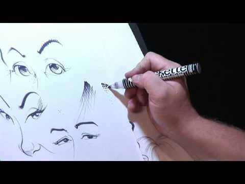 Çizim Ve Gösteren İpuçları İçin Sanat : Sanat: Noktacılık