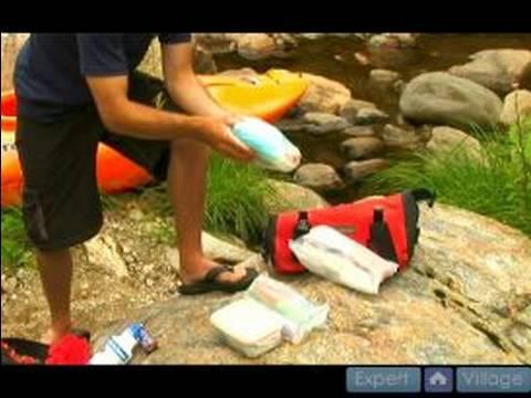 Creeking Ekipman : Creeking İçin İlk Yardım Kiti Seçin