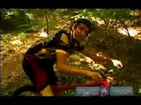 Dağ Bisikletçileri İçin İpuçları Yarışı : Dağ Bisikleti Yarışçıları İçin Dik Tepeler Üzerinde Frenleme