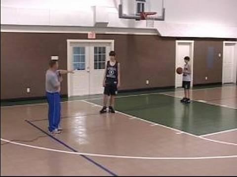 Gençlik Basketbol Kuralları Ve Fauller : Basketbol Gençlik Kuralları: Son Satırda İnbounding