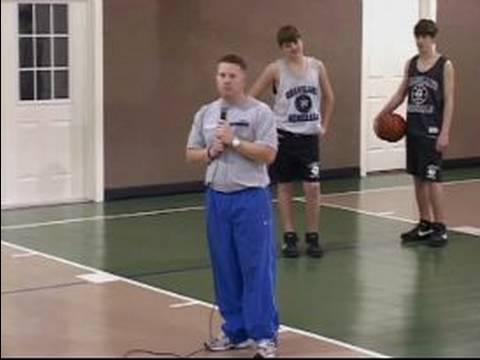 Gençlik Basketbolda Ribaunt : Gençlik Basketbol Ribaunt: Hücum Ribaundu
