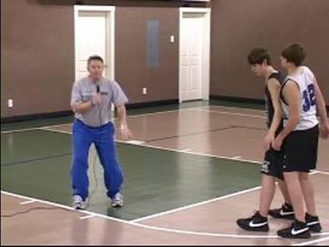 Gençlik Basketbolda Ribaunt : Gençlik Basketbol Ribaunt: Rakip Uzaklaştırıyor