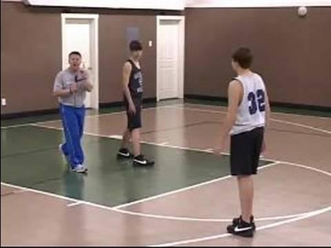 Gençlik Basketbolda Ribaunt : Gençlik Basketbol Ribaunt: Reddediyormuş