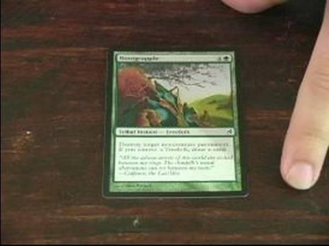 Magic The Gathering: Yeşil Kart İçin Rehber: Rootgrapple Yeşil Kart Büyüye Toplama