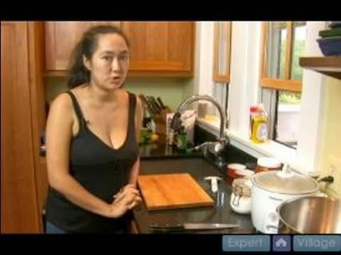 Ne Kadar Sürede Tobu Ji Gae Yapmak: Kore Yemekleri : Yakında Tobu Ji Gae Kore İçin Malzemeler