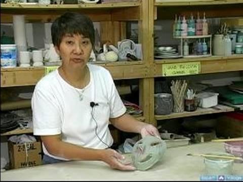 Sanatsal Kil Maskesi Nasıl Yapılır : Maske Cam Sonra Ateş Nasıl