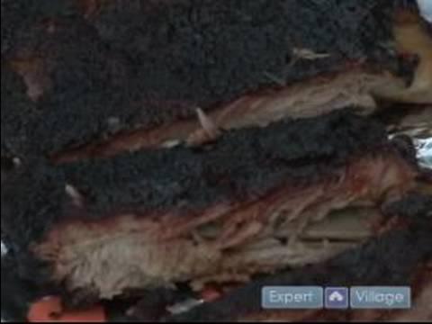 Sigara Domuz Kaburga: İpuçları Izgara Sigara İçen