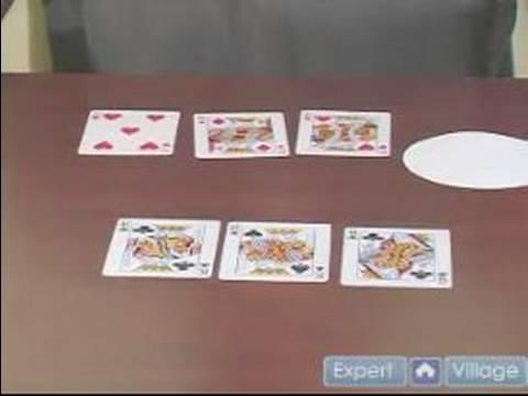 Üç Kartlı Poker Oynamayı: Üç Poker İki Tane Kart