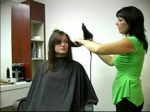 Uzun Saç Modelleri: Nasıl Kuru Uzun Saç Üflemek: Bölüm 3