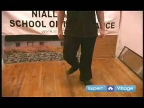 Ara İrlanda Step Dansı : Geri Tıklayın Nasıl: İrlanda Step Dansı