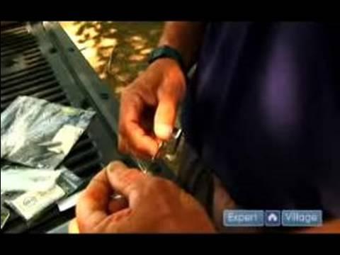 Balıkçılık Knot Ve Teknikleri Fly : Nasıl Wooly Böcekler Kullanımı