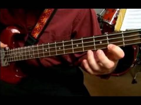 C Tuşunu İleri Bas Gitar Nasıl Oynanır : Gelişmiş Bas Gitar: Görsel Ölçek