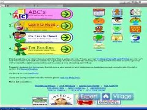 Çocuklar İçin Bilgisayar Zaman : Nasıl Bir Çocuk Dostu Bir Web Sitesi Seçin