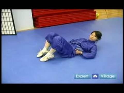 Gelişmiş Wushu Teknikleri : Wushu Tekniği Tekme