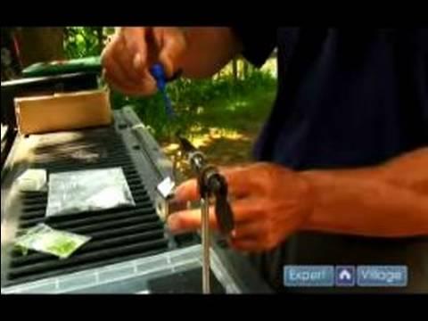 Sinek Balıkçılık Knot Ve Teknikleri : Balıkçılık Sinek İpe İplik Kesme Önlemek