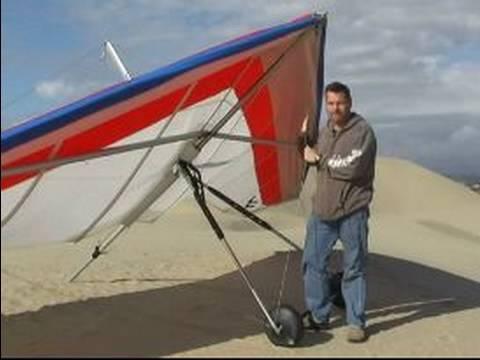 Bir Planör İçin Uçuş Öncesi Bir Kontrol Yapmak İçin Nasıl Yeni Başlayanlar İçin Temel Kayma Asmak :