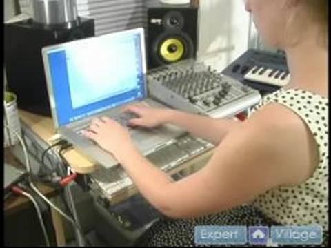Evde Nasıl Müzik Kayıt : Deneme & Kaydederken Yazma