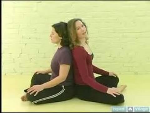 Partner Yoga Pozisyonları : Arka İçin Nefes Egzersizleri Geri: Yoga Pozisyonları Ortağı