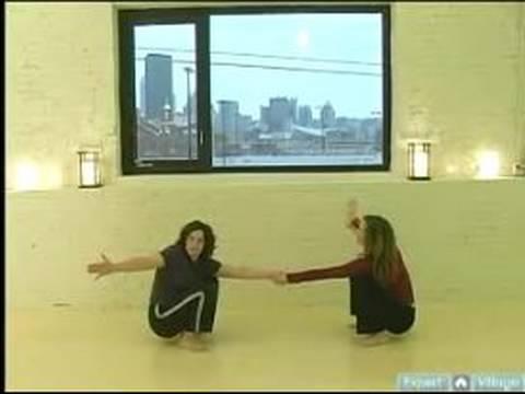 Partner Yoga Pozisyonları : Bodur Ve Büküm Poz: Yoga Pozisyonları Ortağı