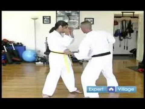 Acemi Kyokushin Karate Teknikleri : Kyokushin Karate Kyokushin Vücut Darbeler Öğrenin