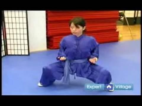 Acemi Wushu Teknikleri : Wushu Beş Duruşları