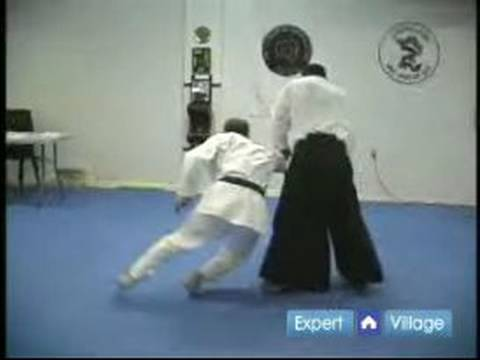 Başlangıç Aikido Teknikleri : Katadori-Dai Ikkyo Ura Japon Aikido Teknikleri