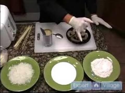 Istakoz, Yengeç Ve Karides Yemek Yapmayı: Hindistan Cevizli Karides İçin Malzemeler