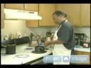 Nasıl Tavşan Pişirmek İçin : Tavşan İçin Barbekü Sosu Hazırlarken