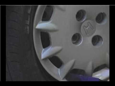Araba Lastik Rotasyonu İpuçları : Araba Lastik Rotasyonu: Arkadan Tut