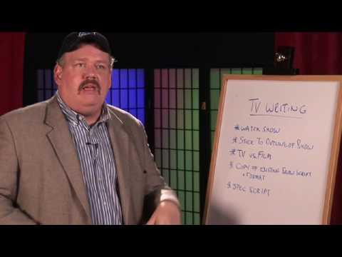 Televizyon İçin Yazmak İçin Nasıl Eğlence Başlıyor :