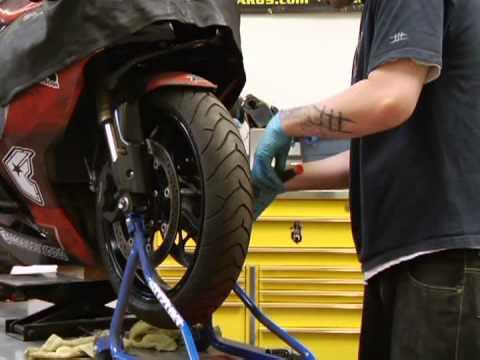 Motosiklet Fren Ve Rotor Değiştirme : Motosiklet Rotor Ve Fren Yedek Ayarlamalar