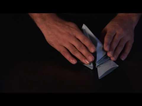 Origami Çiçek Nasıl Yapılır Origami Kağıt Katlama El Sanatları :