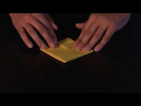 Origami Su Bir Bomba Nasıl Yapılır Origami Kağıt Katlama El Sanatları :