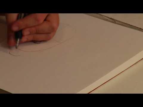 Bir Burun Çizmek İçin Nasıl Çizim Dersleri :