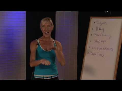 Egzersiz Rutinleri: Daha Büyük Bir Kıçın Egzersiz